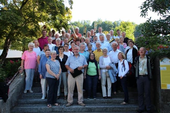 Gäste Evang.Kirchgemeinde Hertmannsweiler/bei Winnenden (D)