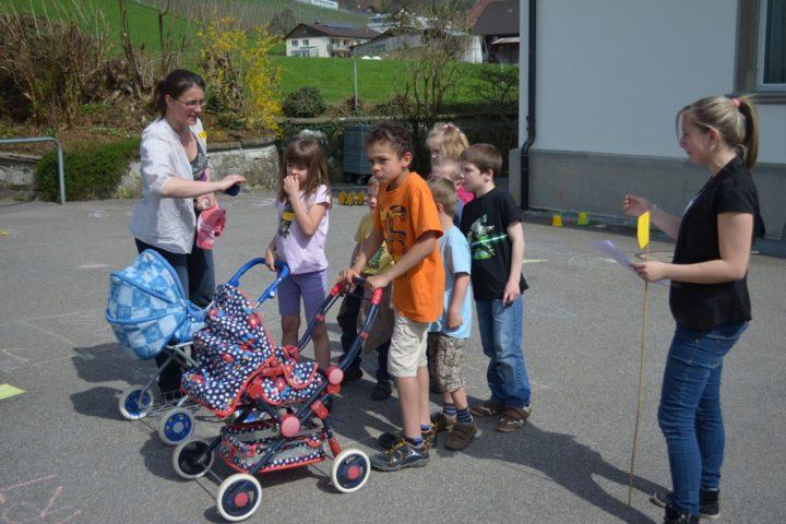 Kinderbibeltag Uznach in den Frühlingsferien